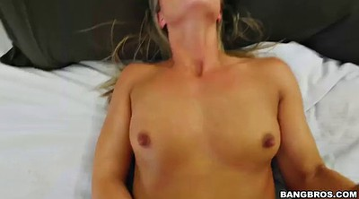 Beauty, Doggy, Swallow cum, Cum eating