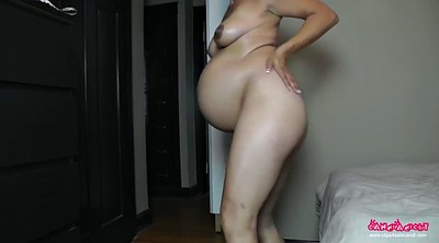 Pregnant, Belly, Pregnant milf, Pregnant solo, Pregnant blonde, Pregnant belly