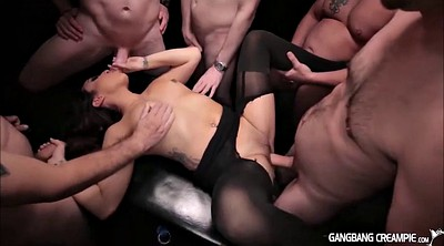 Compilation creampie, Creampie gangbang, Compilations