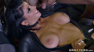 Gloves, Triple, Romi rain, Double gangbang