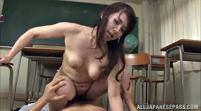 Teacher, Long, Reality, Asian teacher, Asian big tits