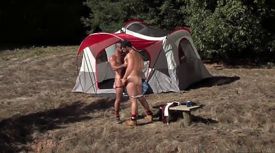 Gay muscle, Camping