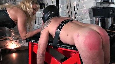 Caning, Latex bdsm, Femdom spanking, Spanking punishment, Latex slave, Caned