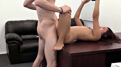 Casting anal, Casting creampie, Anal babe