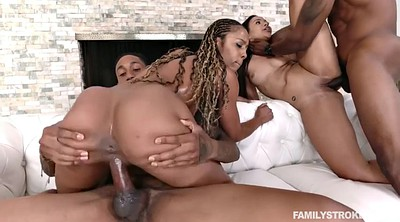 Family, Misty stone, Maya, Family sex