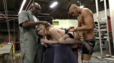 Group, Gangbang interracial, Worker, Interracial anal gangbang, Big black cock anal