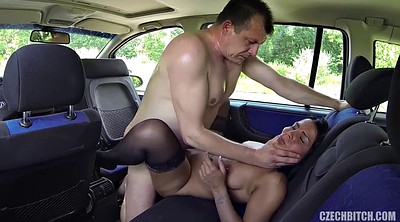Czech, Czech taxi, Big nipple, Public czech, Hard nipples, Hard nipple