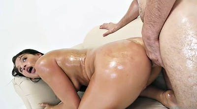 Big anal, Oil anal, Danger, Oiled anal