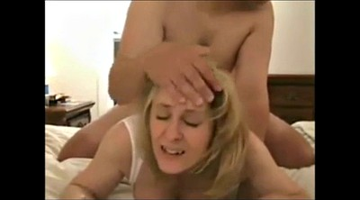 Wife, Big tit mom, Pickup, Wifes mom, Mom swallows cum, Mom swallow