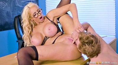 Pussy licking, Nicolette shea, Classroom