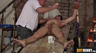 Bound, Waxing, Master, Wax, Gay bdsm, Candle