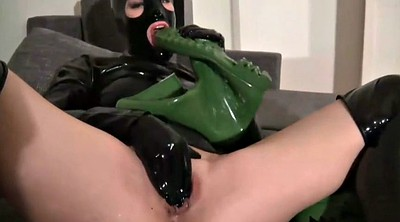 Latex, Rubber, Boot