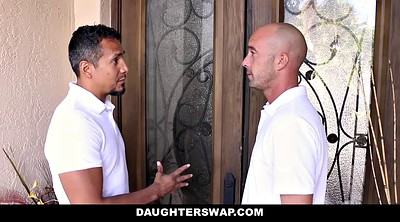 Daughter, Dad daughter, Swapping