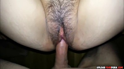 Hairy pussy, Matures