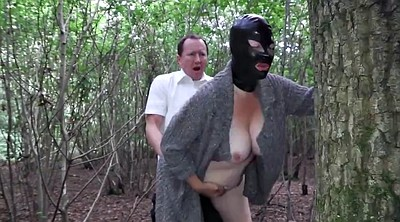 Forest, Wifes, Wife stranger, Mature outdoor, Hood, Wife outdoor