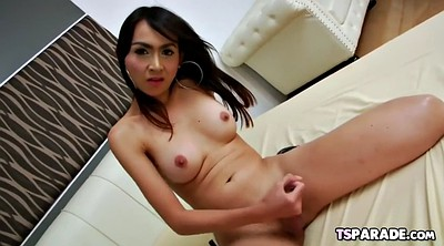 Asian solo, Tranny, Asian masturbating
