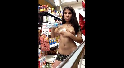 Flash, Latinas, Store, Masterbating, Masterbation