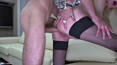Mature, Mothers, Granny anal, Young anal, Mother son, Son anal