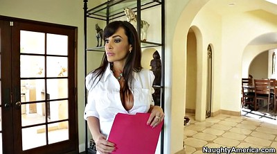 Lisa ann, Milf teacher