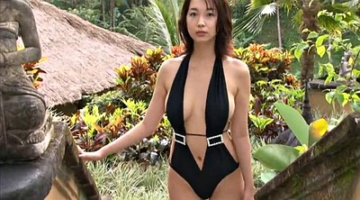 One piece, Swimsuit, Black and asian, Blacked asian, Asian softcore