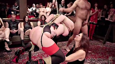 Fisting, Orgy, Fist anal, Bdsm orgy