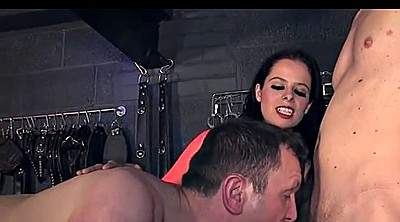 Mistress handjob, Video