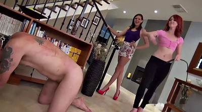 Slave, Mistress t, Femdom whipping