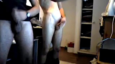 Muscle, Masturbating together