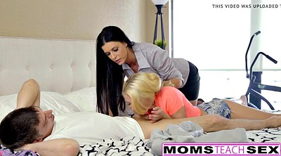 Mom son, Son mom, Indian mom, Indian teen, Mom threesome, Horny mom