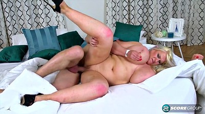 Stud, Mature blonde