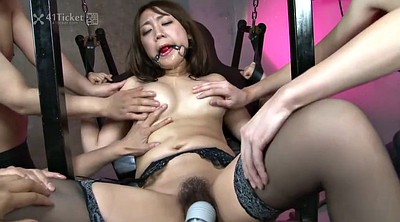 Japanese bondage, Japanese uncensored, Tied blowjob