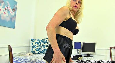 Mature granny, Uk milf
