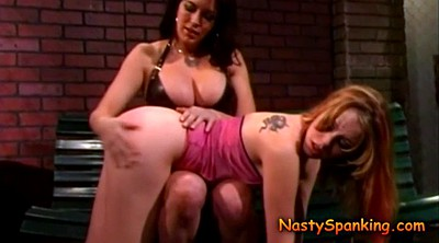 Spanked, Spank, Spanks, Lesbian spanking, Collection