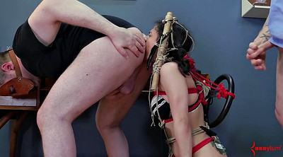 Rimjob, Gay bondage, Cleaning