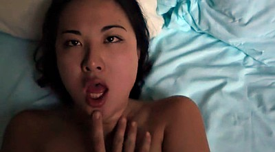 Asian double, Asian creampie, Interracial asian, Double creampie