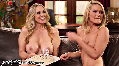Julia ann, Julia, Anne, Old milf, Mom with, Granny mom