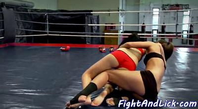 Wrestling, Fight, Wrestle, Lesbian fight