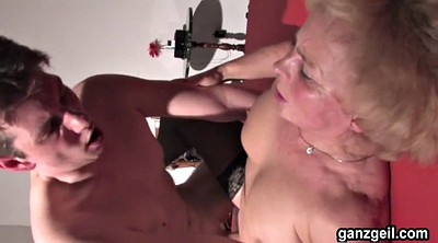Granny, Shaving, Blacked com