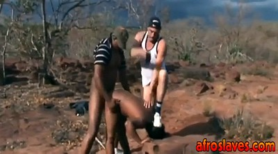 African, Duo, Black slave