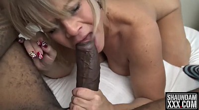 Blacked raw, Interracial mature