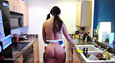 Kitchen, Clean, Aniston