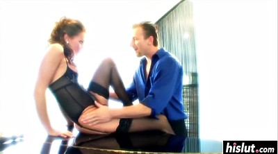 Stockings, Tori black, Black stockings