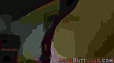Busty anal