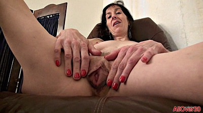 Mature solo, Granny solo, Nipple play, Finger play, Nipple lick, Mature panty