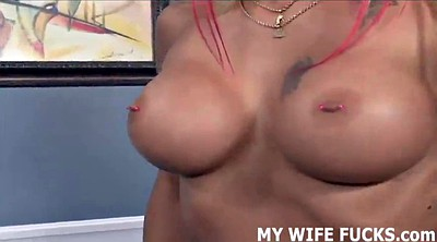 Watching wife, Wife fuck, Wife watching, Orgasm fuck