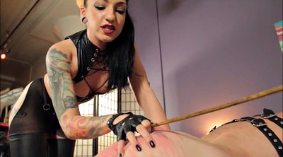 Cruel, Caned, Strapon mistress