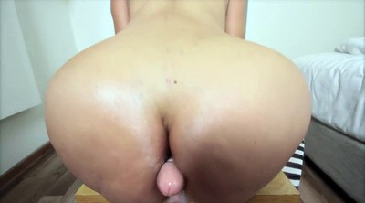 Mature anal, Solo anal