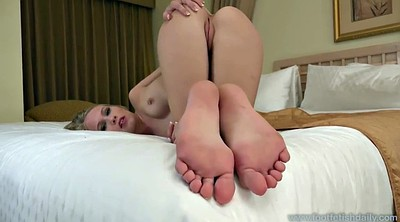 Feet solo, Photo