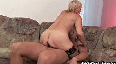 Mature cumshot, Mature mom, Your mom