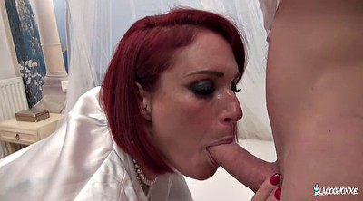 Piercing, Redhead anal, French anal